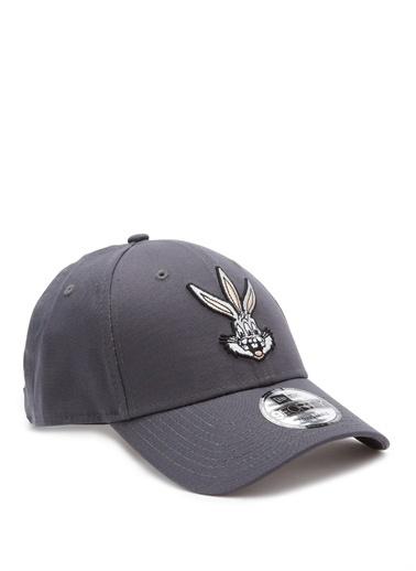New Era Şapka Gri